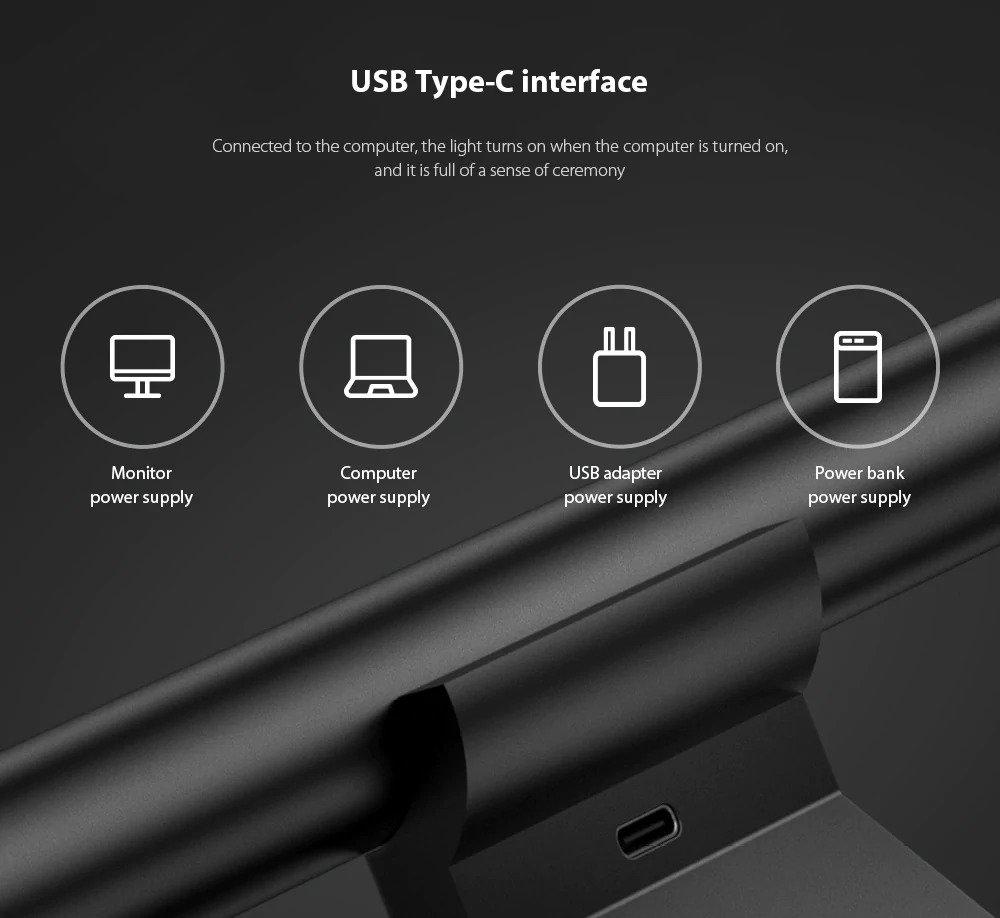 Xiaomi Mi Smart Racunalniska svetilka