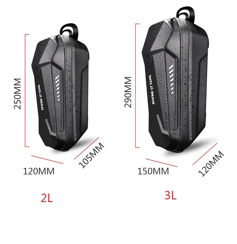Prednji prtljažnik primeren za električni skiro Xiaomi