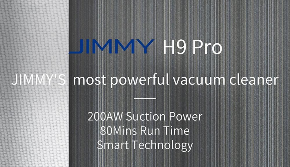 Original baterija za sesalec Jimmy H9 Pro
