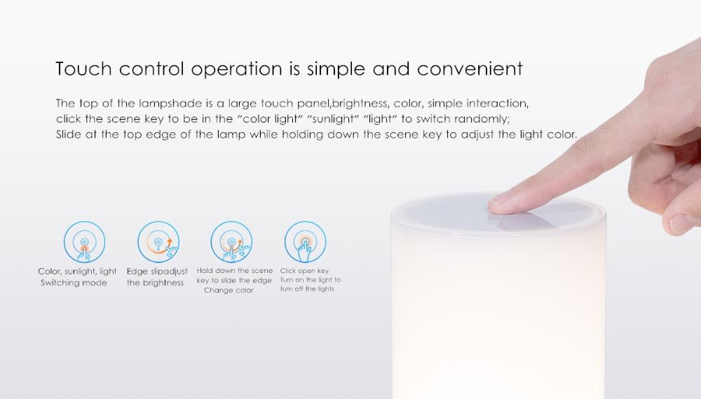 nastavitve led svetilke