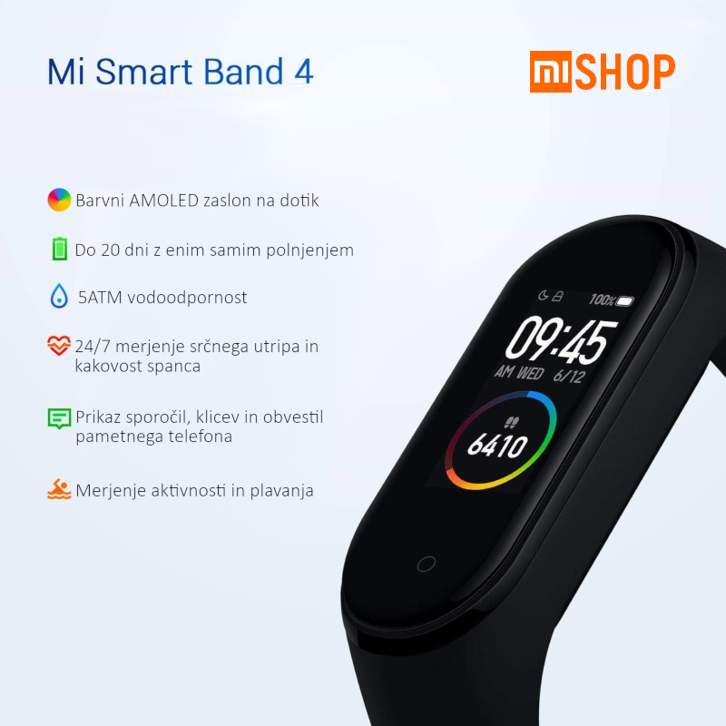 xiaomi mi band 4 mishop