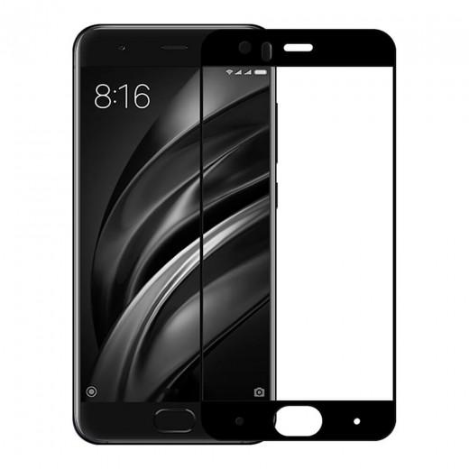 Zaščitno steklo za Xiaomi Mi6 Črn