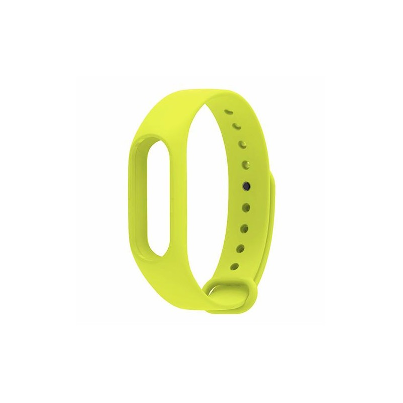 Pašček za Xiaomi Mi Band 2 Zelena