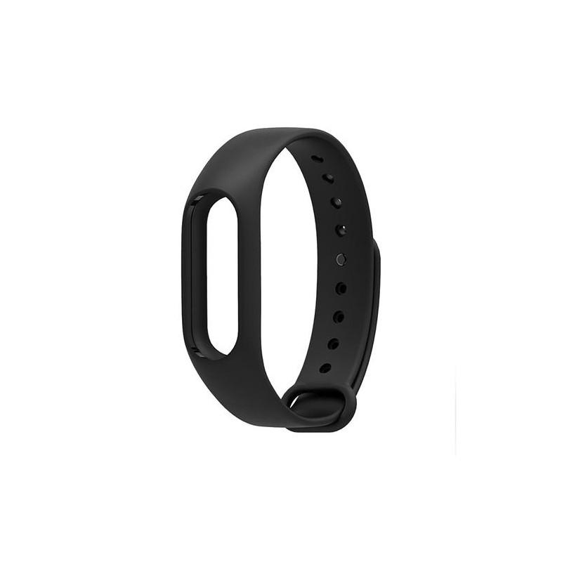 Pašček za Xiaomi Mi Band 2 Črn