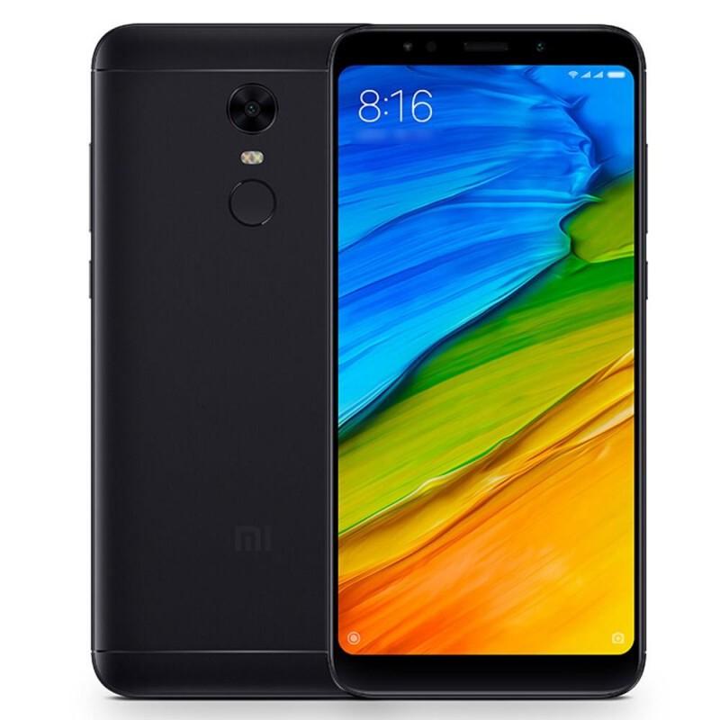 Xiaomi Redmi 5 Plus 3/32GB Črn