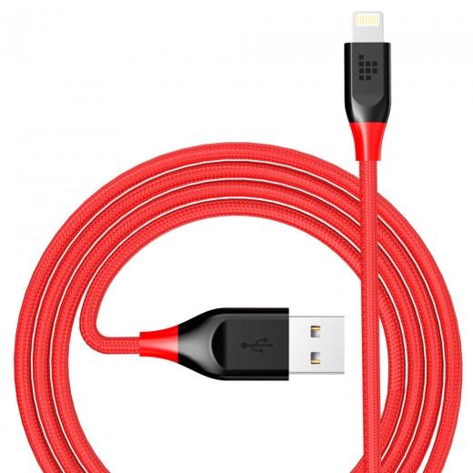 Tronsmart Lighting kabel Rdeč