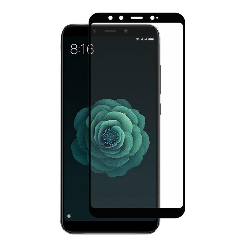 Zaščitno steklo za Xiaomi Mi A2 črno