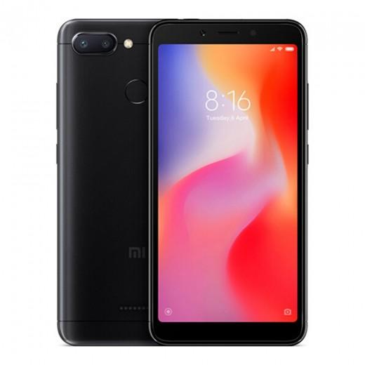 Xiaomi Redmi 6 4/64GB Črn