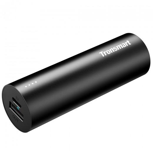 Tronsmart Prenosna Polnilna Baterija 5000mAh Črna