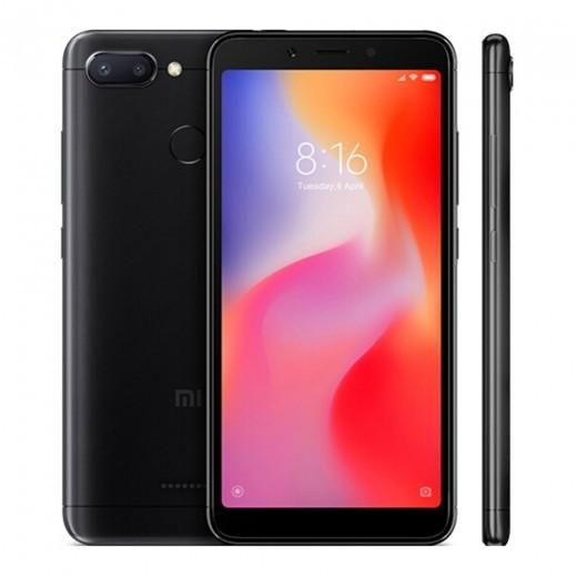 Xiaomi Redmi 6 3/32GB Črn