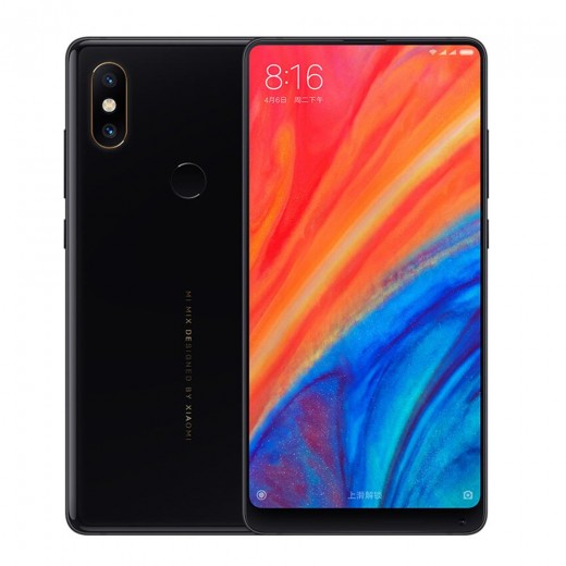 Xiaomi Mi Mix 2S Črn 6/128GB