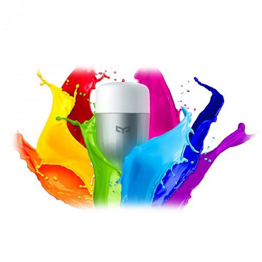 Xiaomi Yeelight Pametna LED Žarnica - Barvna