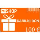 Darilni bon v vrednosti 100€