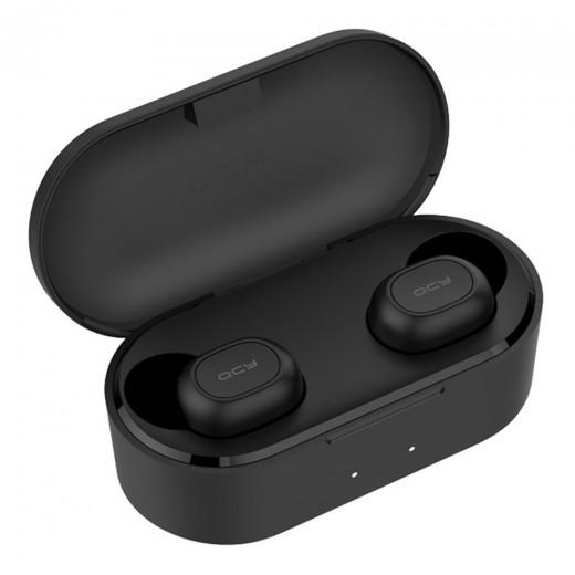 Xiaomi QCY T2C /T1S Mini Bluetooth Slušalke Črne