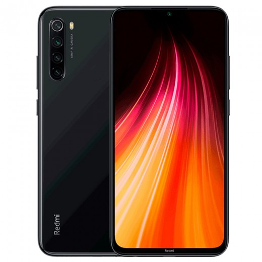 Xiaomi Redmi Note 8 4/64GB Črn