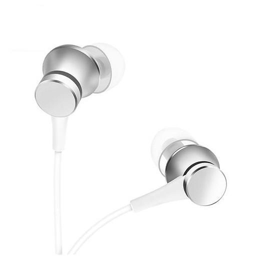 Xiaomi Piston Fresh Edition Žične Slušalke z Mikrofonom Sive