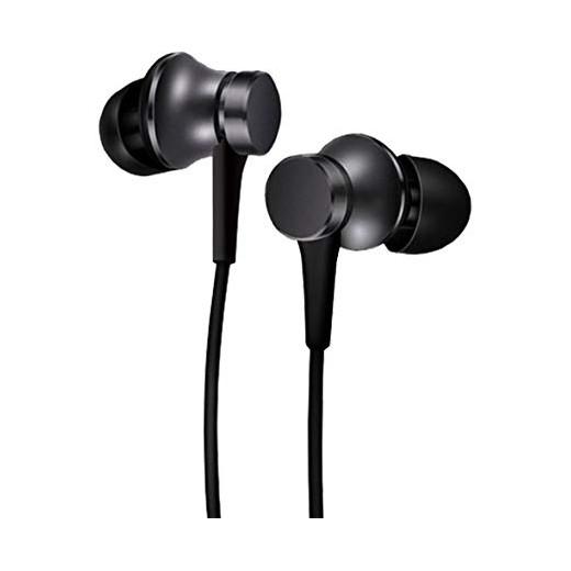 Xiaomi Piston Fresh Edition Žične Slušalke z Mikrofonom Črne