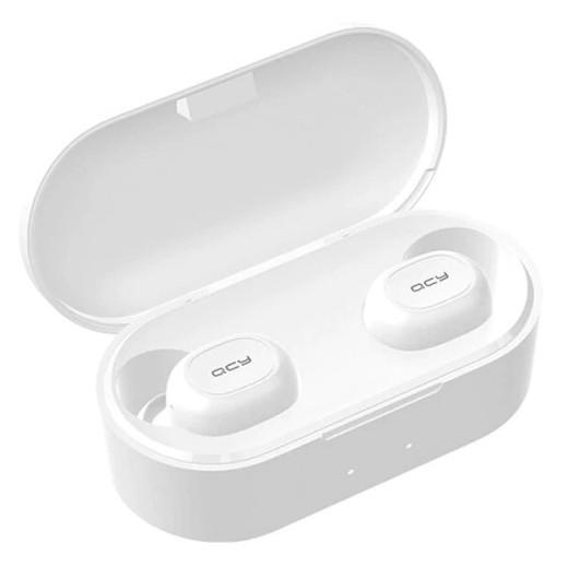 Xiaomi QCY T2C /T1S Mini Bluetooth Slušalke Bele