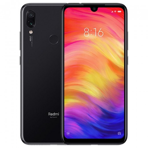 Xiaomi Redmi Note 7 4/128GB Črn