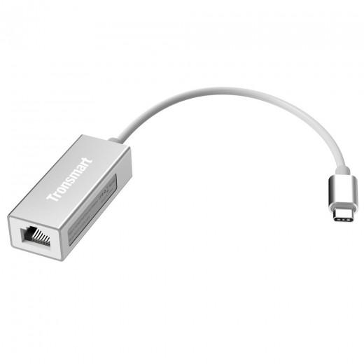 Tronsmart USB3.0 Tip-C moški v RJ45 Adapter