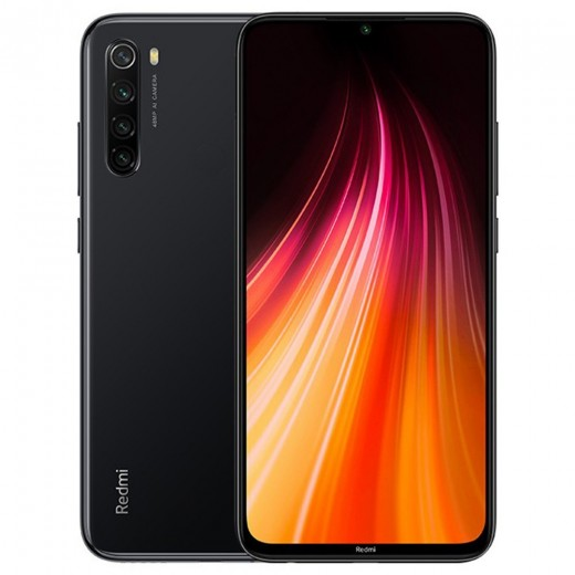 Xiaomi Redmi Note 8T 4/128 GB Črn