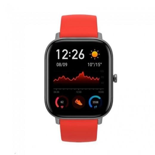 Xiaomi Amazfit GTS Pametna ura Rdeča