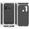 Silikonski ovitek / etui za Xiaomi Redmi Note 8T Črn
