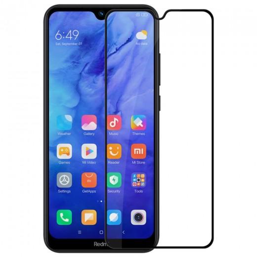 Zaščitno steklo NILLKIN za Xiaomi Redmi Note 8T Črn rob