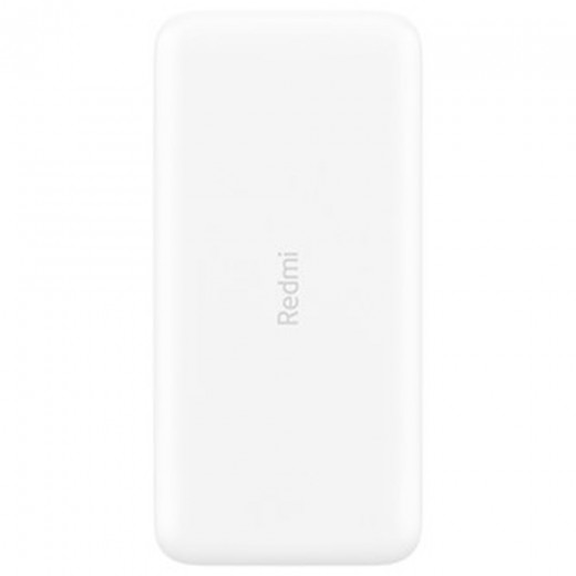 Polnilna baterija Redmi Power Bank 20.000mAh - bela