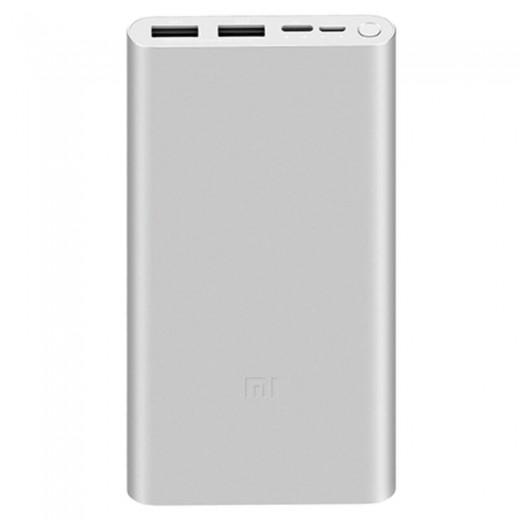 Polnilna baterija Xiaomi Mi3 10.000mAh - srebrna