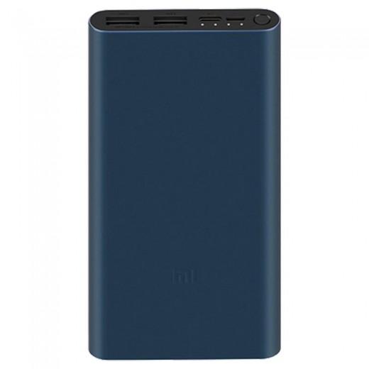 Polnilna baterija Xiaomi Mi3 10.000mAh - temno modra