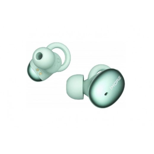 Xiaomi 1MORE TWS Bluetooth Slušalke - Zelene