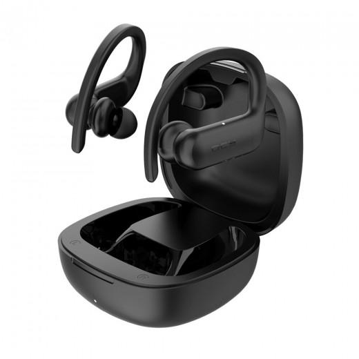 Xiaomi QCY T6 Brezžične Slušalke - Črne