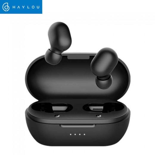Haylou GT1 TWS PRO Mini Bluetooth slušalke - Črne