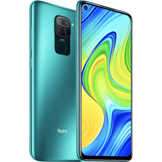 Xiaomi Redmi Note 9 4GB/128GB - Zelena