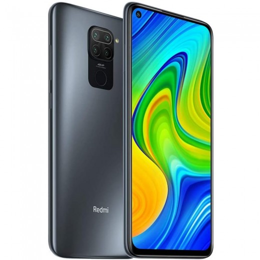 Xiaomi Redmi Note 9 4GB/128GB - Črna