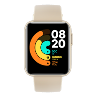 Xiaomi Mi Watch Lite Pametna Ura - Bela