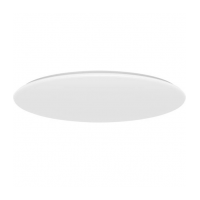 Pametna Stropna Svetilka Yeelight LED Galaxy 480 - Bela