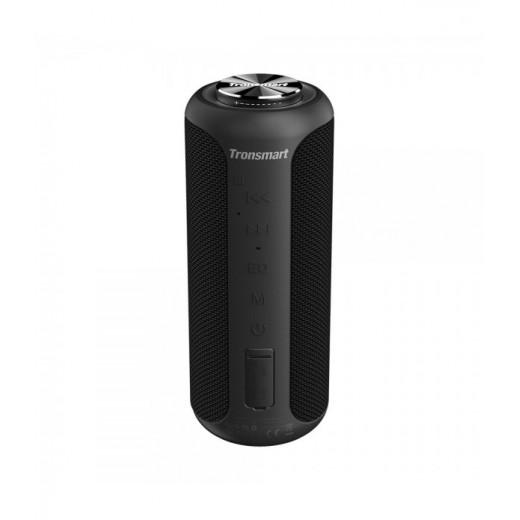 Tronsmart T6 Plus Brezžični Bluetooth Zvočnik Nadgrajena Verzija - Črn