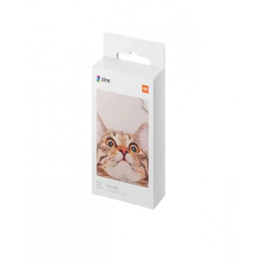 Cinkov papir za XIAOMI Mi Pocket Photo Printer - 20 listov