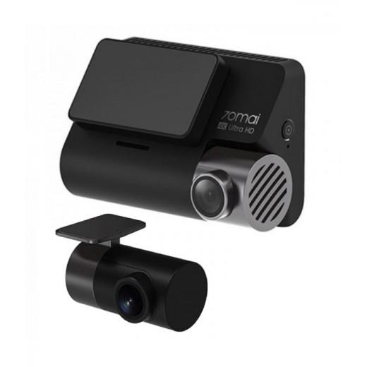 Xiaomi 70mai Dash Cam A800 4K Pametna Avto Kamera + 70mai RC06 Zadnja