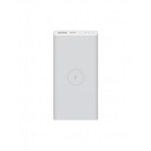 Brezžična Polnilna Baterija Xiaomi Mi Essential 10.000mAh - Bela