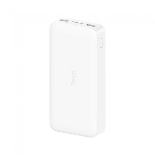 Polnilna Baterija Xiaomi Redmi Power Bank 18W Hitro Polnjenje 20.000mAh - Črna