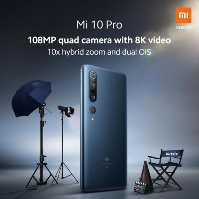 Serija Mi 10 in Mi 10 Pro