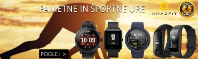 Amazfit pametne in športne ure - pravi izziv za fit poletje