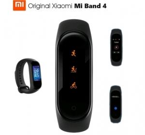 Xiaomi Mi Band 4 Prenovljena verzija najbolj priljubljenih pametnih zapestnic z barvnim zaslonom na voljo v Mishop!