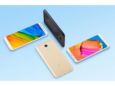 Xiaomi Redmi 5 in Redmi 5 Plus